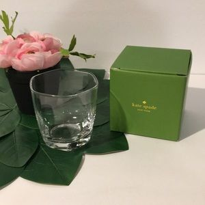 Kate Spade Votive Candle Holder w/box
